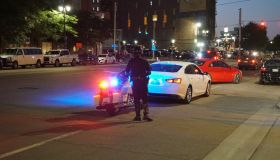 Motorcycle Patrol on traffic enforcement