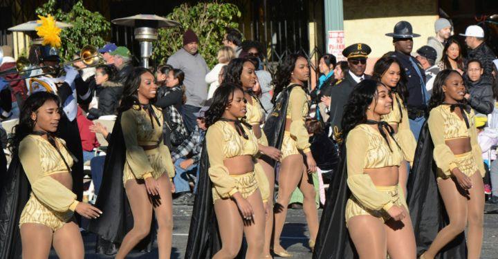 130th Rose Parade Presented By Honda 'The Melody Of Life'