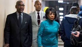Rep. Gregory Meeks and Rep. Maxine Waters