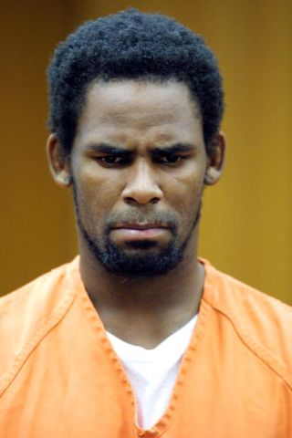 R. Kelly Appears In Court