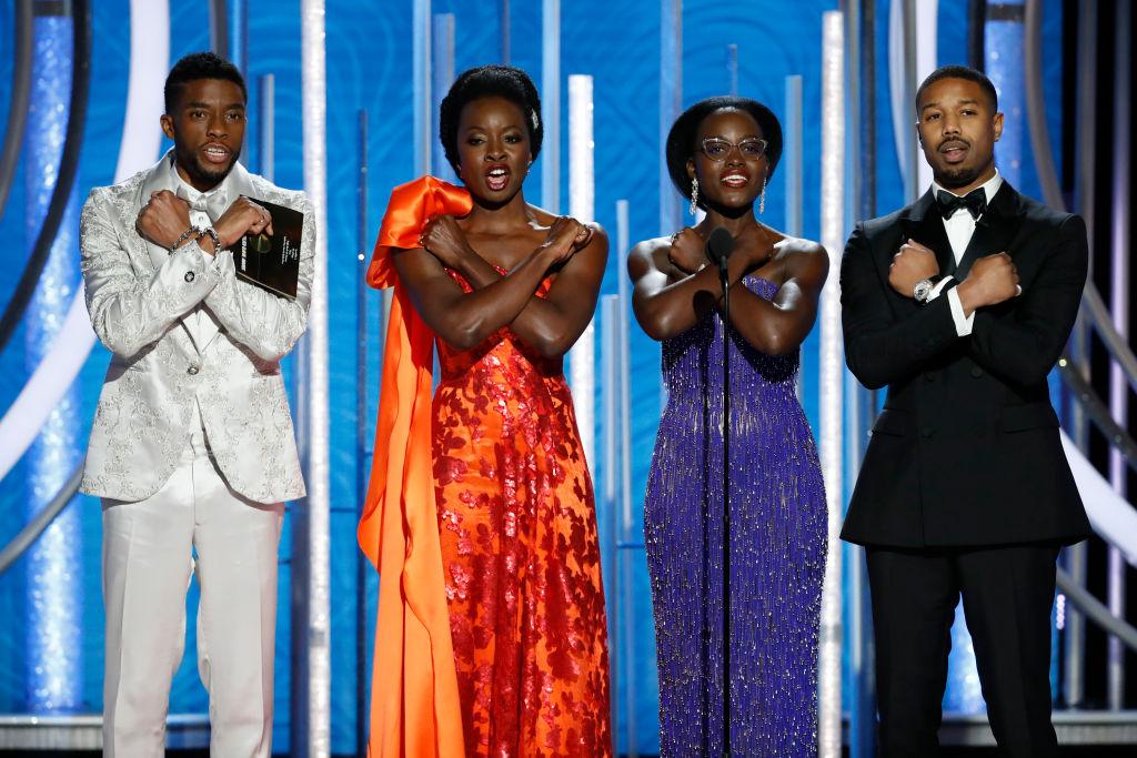 76th Annual Golden Globe Awards - Show