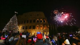 Italy welcomes New Year