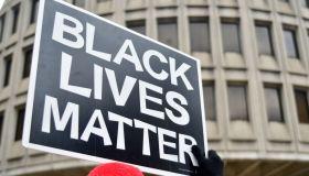 Police Accountabilty Protest in reaction to Starbucks Arrest in Philadelphia