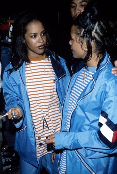 Tommy Hilfiger Fall 2000 Fashion Show - Backstage