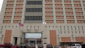 Metropolitan Detention Center Where Mafia Boss Joseph 'Big Joey' Massino Awaits Trial on Racketeering Charges