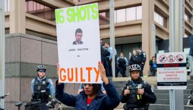 Protests in Chicago After the Jason Van Dyke Verdict