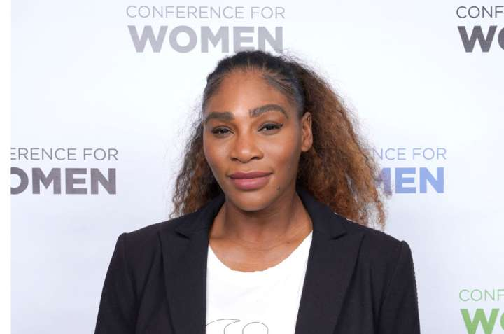 Serena Williams, First Black Woman to Win a Career Grand Slam in Tennis