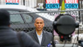 Sen. Cory Booker (D-NJ) Announces Presidential Bid