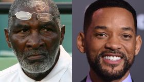 Richard Williams and Will Smith