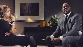 Gayle King interviews R. Kelly screenshot