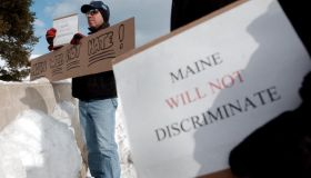 ate Rally Has Low Attendance Of Neo-Nazis In Maine