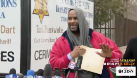 R. Kelly released from jail March 9 screenshot