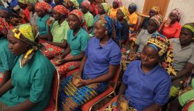 Releasing of abducted female students in Nigeria