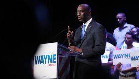 Miramar, Florida Mayor Wayne Messam Announces He's Running For President