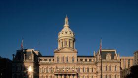 Baltimore's City Hall