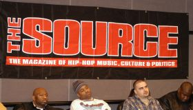 The Source Hip-Hop State of Emergency Press Conference