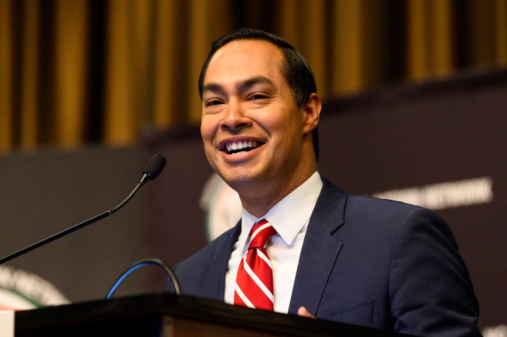 Julian Castro, former Secretary, U.S. Housing and Urban...