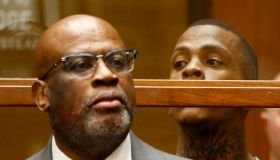 Rapper Nipsey Hussle's Alleged Killer Eric Holder Makes First Court Appearance