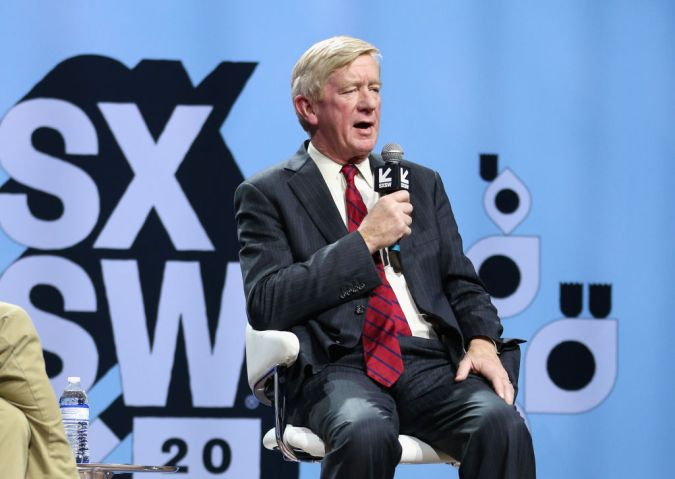 Conversations About America's Future: Former Governor Bill Weld- 2019 SXSW Conference and Festivals
