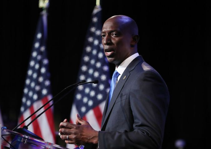 Miramar, Florida Mayor Wayne Messam Announces He's Running For President