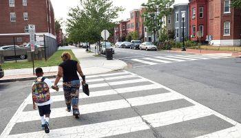 Crime in Shaw Neighborhood - Washington, DC