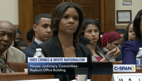 Candace Owens Congress Testimony On White Nationalism