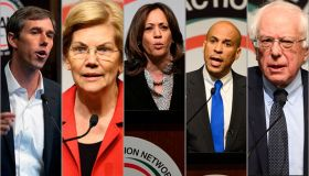 Reparations presidential candidates