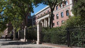 Barnard College of Columbia University on Broadway NYC