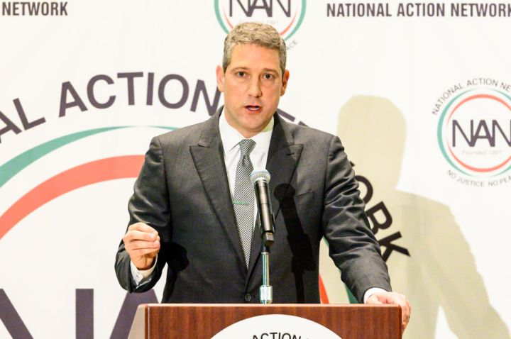 U.S. Representative Tim Ryan (D-OH) seen at the National...