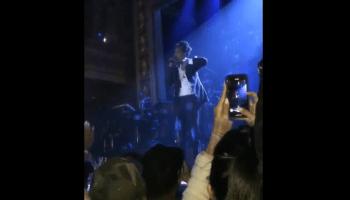 Jay-Z Webster Hall show