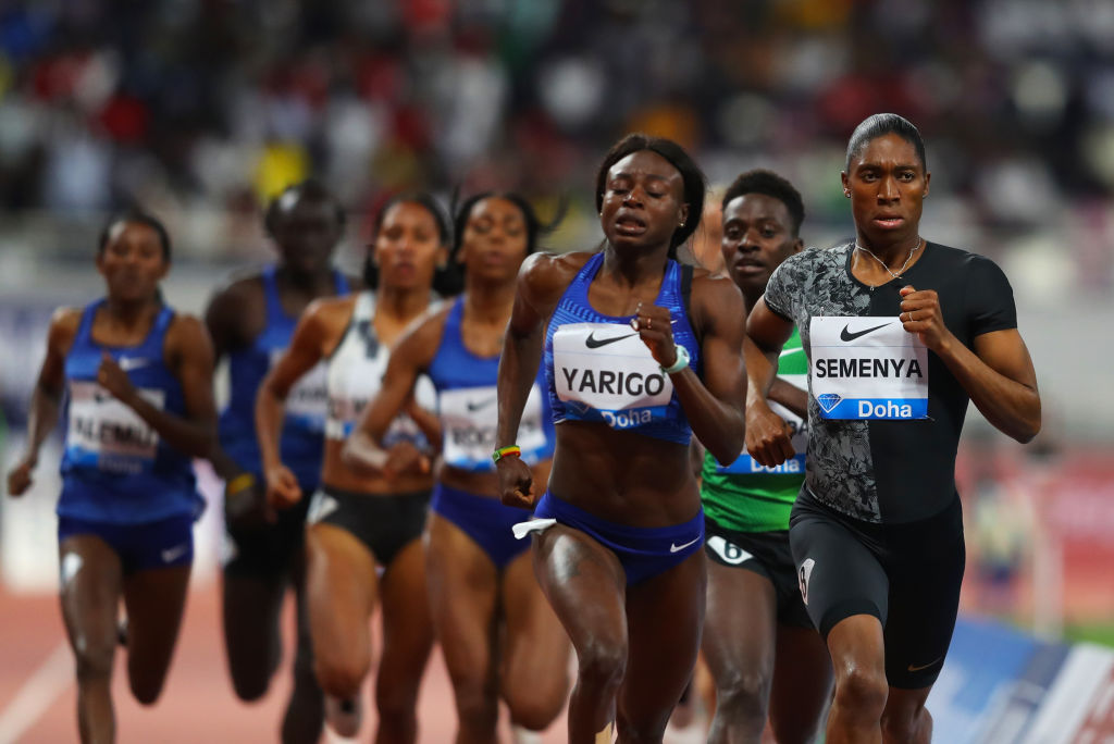 IAAF Diamond League - Doha 2019