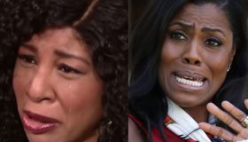 Alva Johnson and Omarosa Manigault Newman