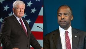 Newt Gingrich and Ben Carson