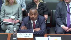 Ben Carson House testimony May 21, 2019