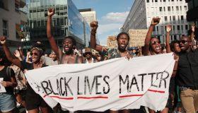 Black Lives Matter - Demonstration in Berlin