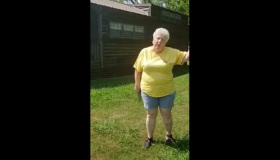 Ruby Howell in racist Starkville, Mississippi campground video