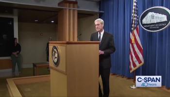 Robert Mueller press conference 5/29/19