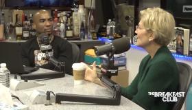 Elizabeth Warren on The Breakfast Club