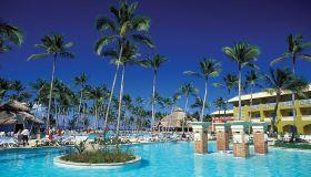 HOTEL GRAND PARADISE, PLAGE DE BAVARO, PUNTA CANA, REPUBLIQUE DOMINICAINE