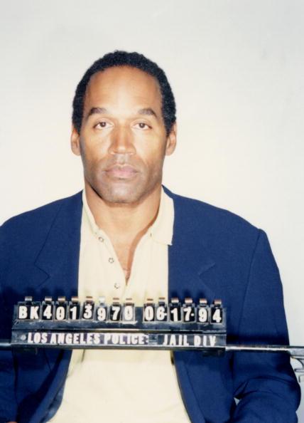 OJ Simpson Criminal Trial - Arrest of O.J. Simpson
