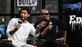 "Build Presents Lee Daniels & Jussie Smollett Discussing Their Show ""Empire"""