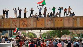 SUDAN-UNREST-DEMO