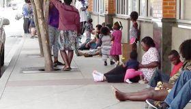 African migrants in San Antonio