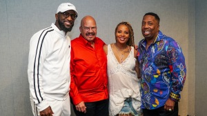 Tom Joyner and Rickey Smiley