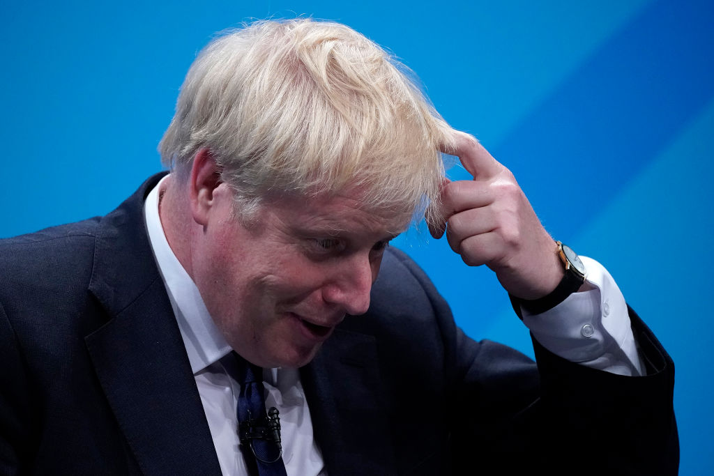 Boris Johnson And Jeremy Hunt Attend Hustings In Manchester