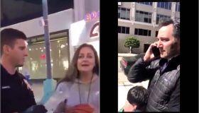Racial profiling videos