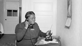 Mary McLeod Bethune, Portrait while Director of the Division of Negro Affairs, National Youth Association, circa 1938