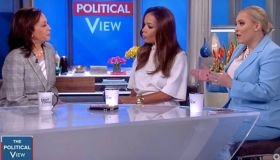 Kamala Harris and Meghan McCain on The View