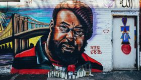 Sean Price mural in Brooklyn