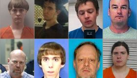 White domestic terrorists composite photo